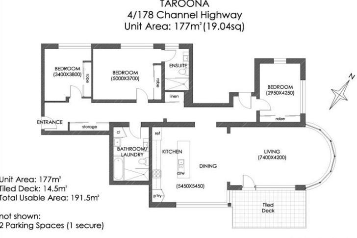 4/178 Channel H Way, Taroona 7053, TAS House Photo