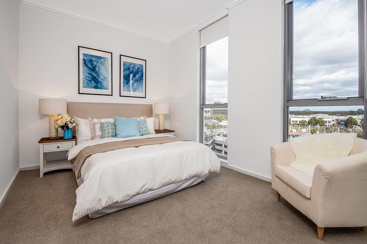D823/1-39 Lord Sheffield Circuit, Penrith 2750, NSW Apartment Photo