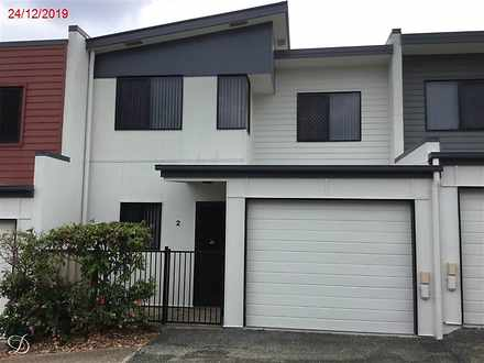 Townhouse - 2/61 Queens Roa...