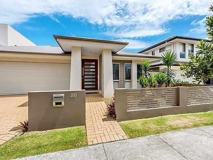 20 Elizabeth Crescent, Varsity Lakes 4227, QLD House Photo