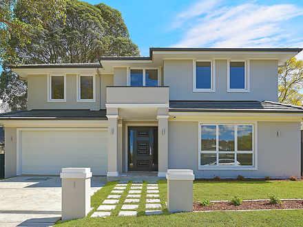 House - 1 Lancaster Avenue,...