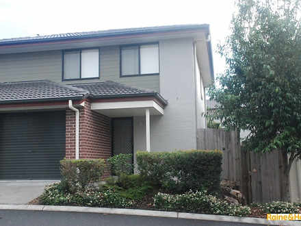 161/54 Outlook Place, Durack 4077, QLD Townhouse Photo