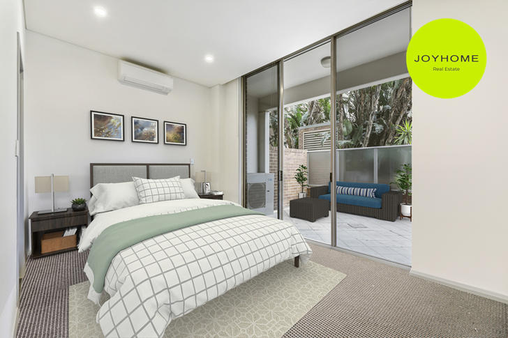 24 Walker Street, Rhodes 2138, NSW Apartment Photo