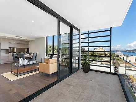 Apartment - 906/159 Mann St...