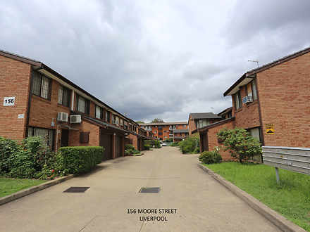 Townhouse - 15/156 Moore St...