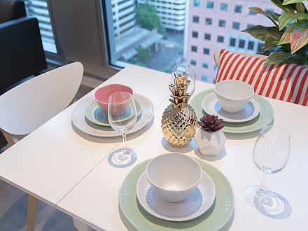 Apartment - 2507/38 Rose La...