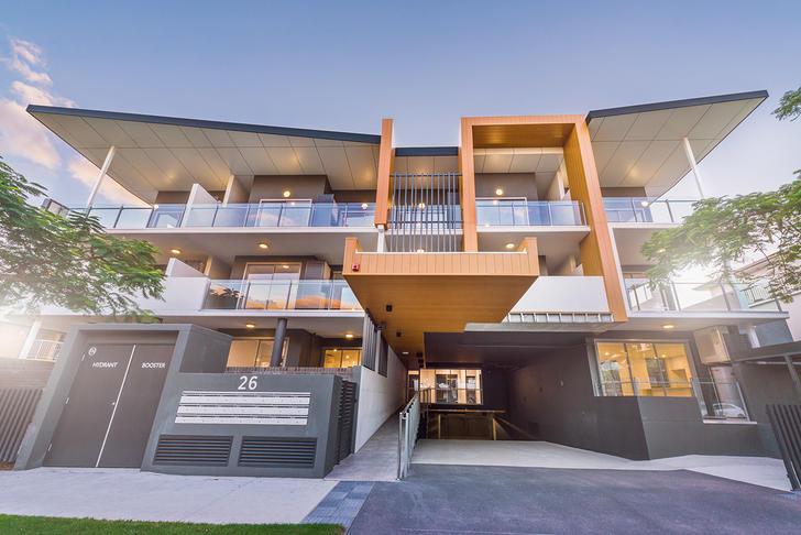6/26 Buxton Street, Ascot 4007, QLD Apartment Photo