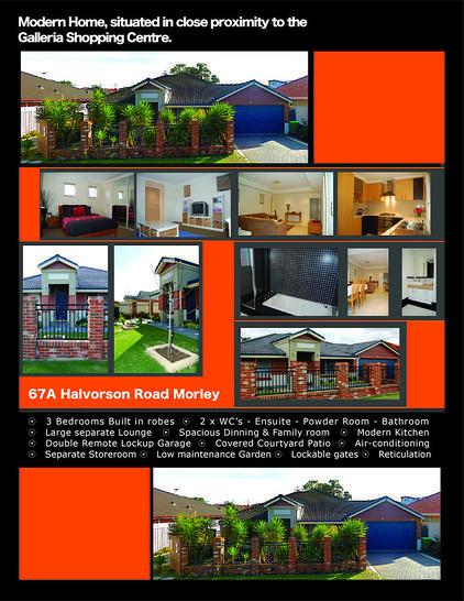 House - 67A Halvorson Road,...