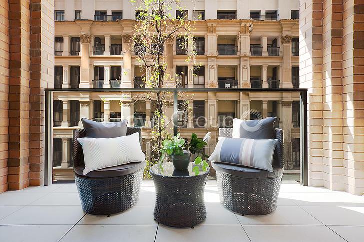 Apartment - 602/161 Clarenc...