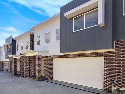 Townhouse - 3/19 George Str...