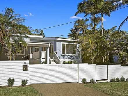 House - 47 Whale Beach Road...