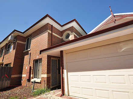 Townhouse - 3/43 Wasley Str...
