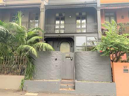 House - 109 Pyrmont Street,...