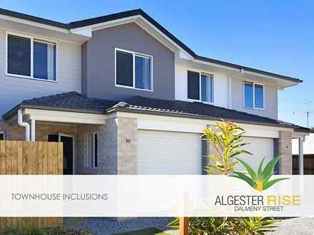 109 Dalmeny Street, Algester 4115, QLD Townhouse Photo