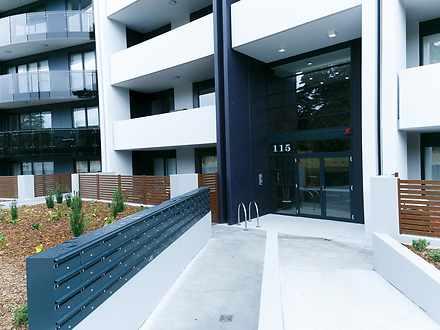 Apartment - 115 Canberra Av...