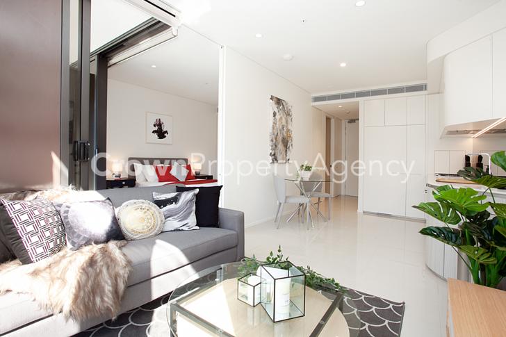Apartment - 1005/161 Claren...