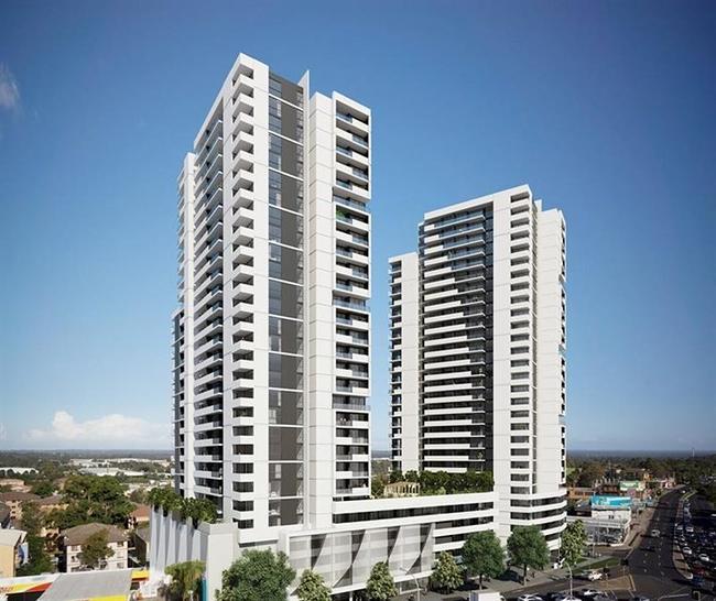 Apartment - 1208/420 Macqua...