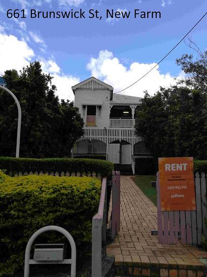 7/661 Brunswick Street, New Farm 4005, QLD House Photo