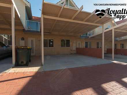 Townhouse - 3/1 Dudley Stre...
