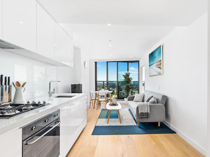 Apartment - UNIT 2807/42 Ba...