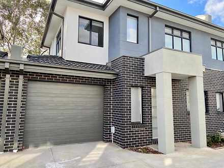 Townhouse - 6/41 Latham Str...