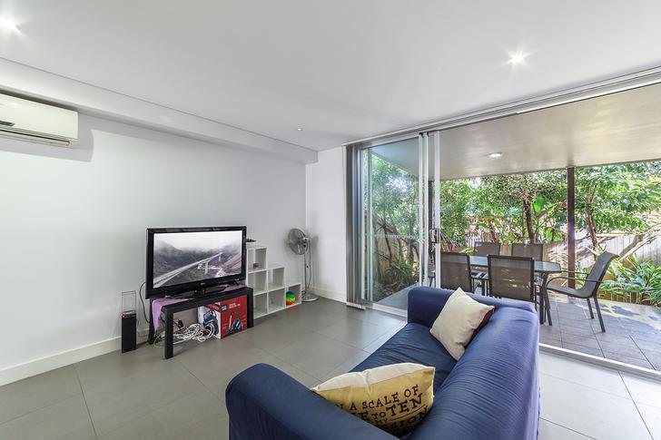 4/165 Gladstone Road, Highgate Hill 4101, QLD Townhouse Photo