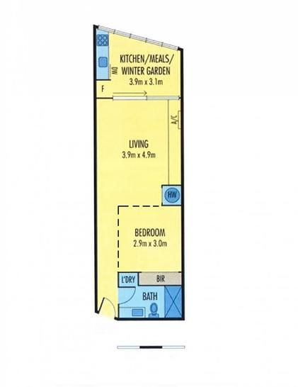 1006/565 Flinders Street, Melbourne 3000, VIC Apartment Photo