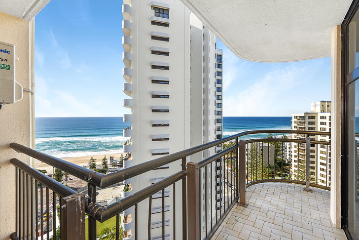 1711/18 Hanlan Street, Surfers Paradise 4217, QLD Unit Photo
