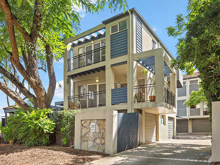 1/20 Keith Street, St Lucia 4067, QLD Townhouse Photo