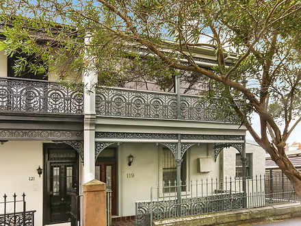 House - 119 Leinster Street...