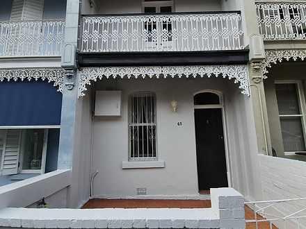 Terrace - 61 William Street...