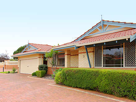 House - 3/12 Hobart Place, ...