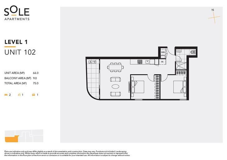 102/20 Bedford Street, Reservoir 3073, VIC Apartment Photo