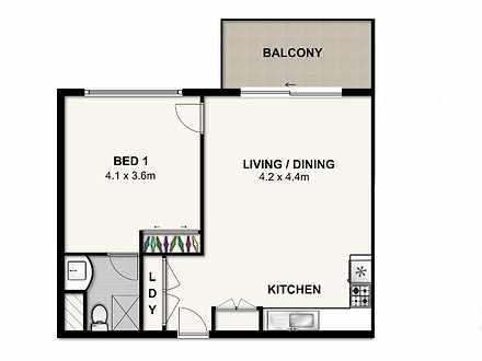 Apartment - 609/7 Hope Stre...