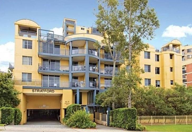 59/5-7 Beresford Road, Strathfield 2135, NSW Apartment Photo