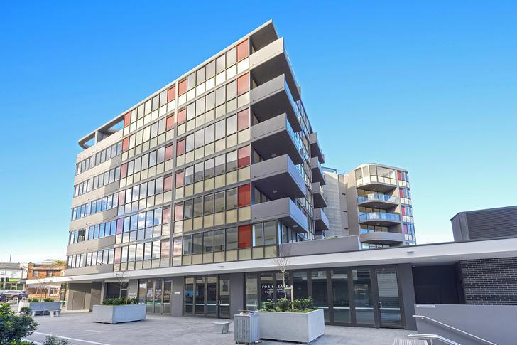Apartment - 203/8 Wharf Roa...