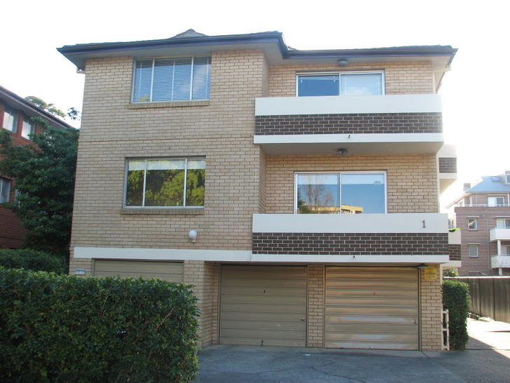 Apartment - 6/1 Homebush Ro...