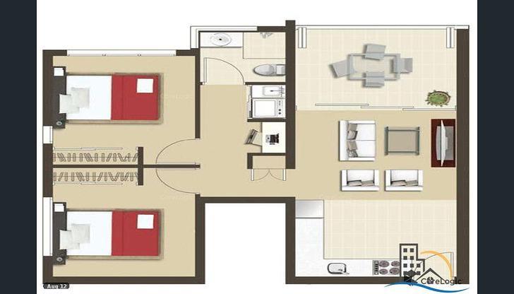 16 Hamilton Place, Bowen Hills 4006, QLD Unit Photo