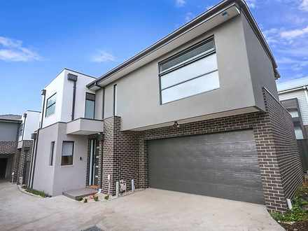 2/3 Jepson Street, Yarraville 3013, VIC Townhouse Photo