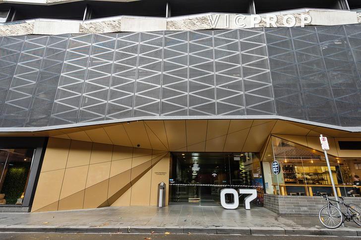 510/7 Katherine Place, Melbourne 3000, VIC Apartment Photo