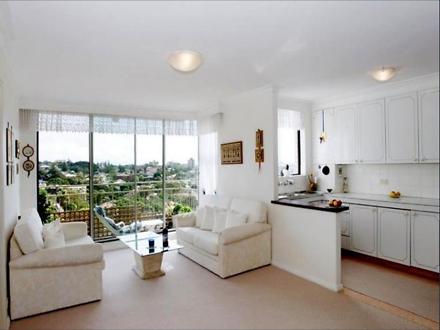 Apartment - 8C/337 Bronte R...