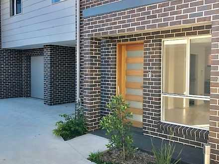 Townhouse - 4/18 Canberra S...