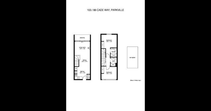 103/88 Cade Way, Parkville 3052, VIC Apartment Photo