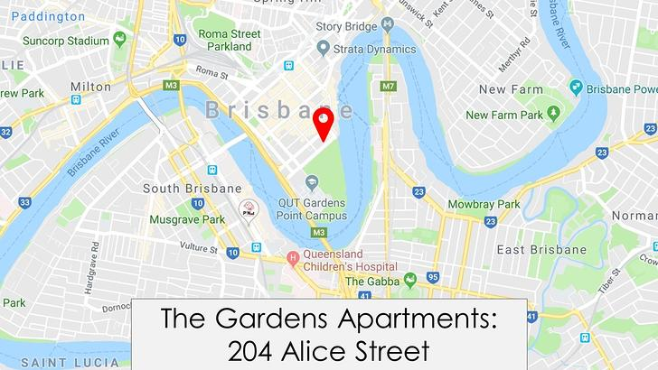 97/204 Alice Street, Brisbane City 4000, QLD Apartment Photo