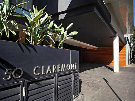 Apartment - 1301/50 Claremo...