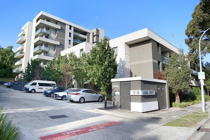 107/72 Altona Street, Kensington 3031, VIC Apartment Photo