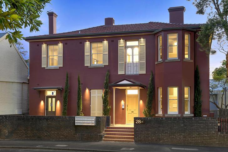 2,4,5,8 &/28 Ross Street, Forest Lodge 2037, NSW Studio Photo