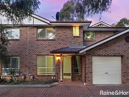 6/16 Hillcrest Road, Quakers Hill 2763, NSW Townhouse Photo