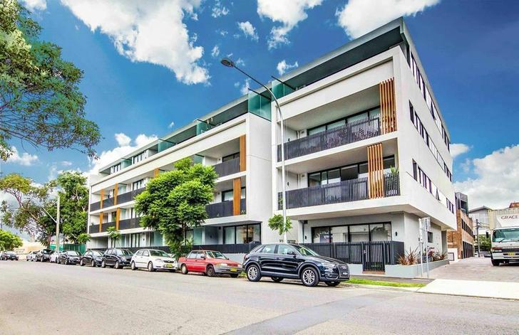 Apartment - 208/123-129 Wyn...