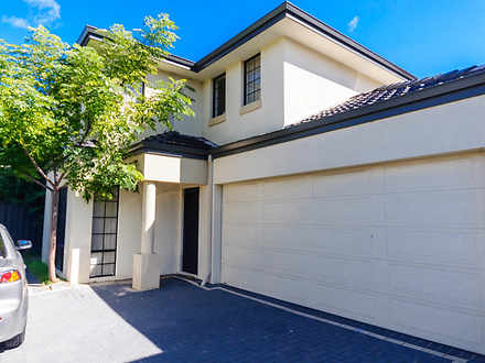 Townhouse - 3/100 Fitzroy R...